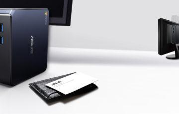 [かぶ] 少々重症。Chromebookがあまりに使い勝手が良いのでChromeboxまで欲しくなった。