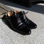 "<span class=""title"">[革靴] 靴のハシモト、千葉刑務所謹製靴、ショーンハイト、リバーフィールド。気になる4足の近況を眺めてみました。</span>"