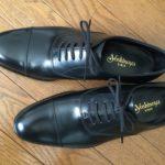 """<span class=""""title"""">[革靴] 革靴とお手入れに興味を持ったあなたへ。(7)成人式、就職活動、冠婚葬祭。その時どきに合わせた革靴の選び方。</span>"""