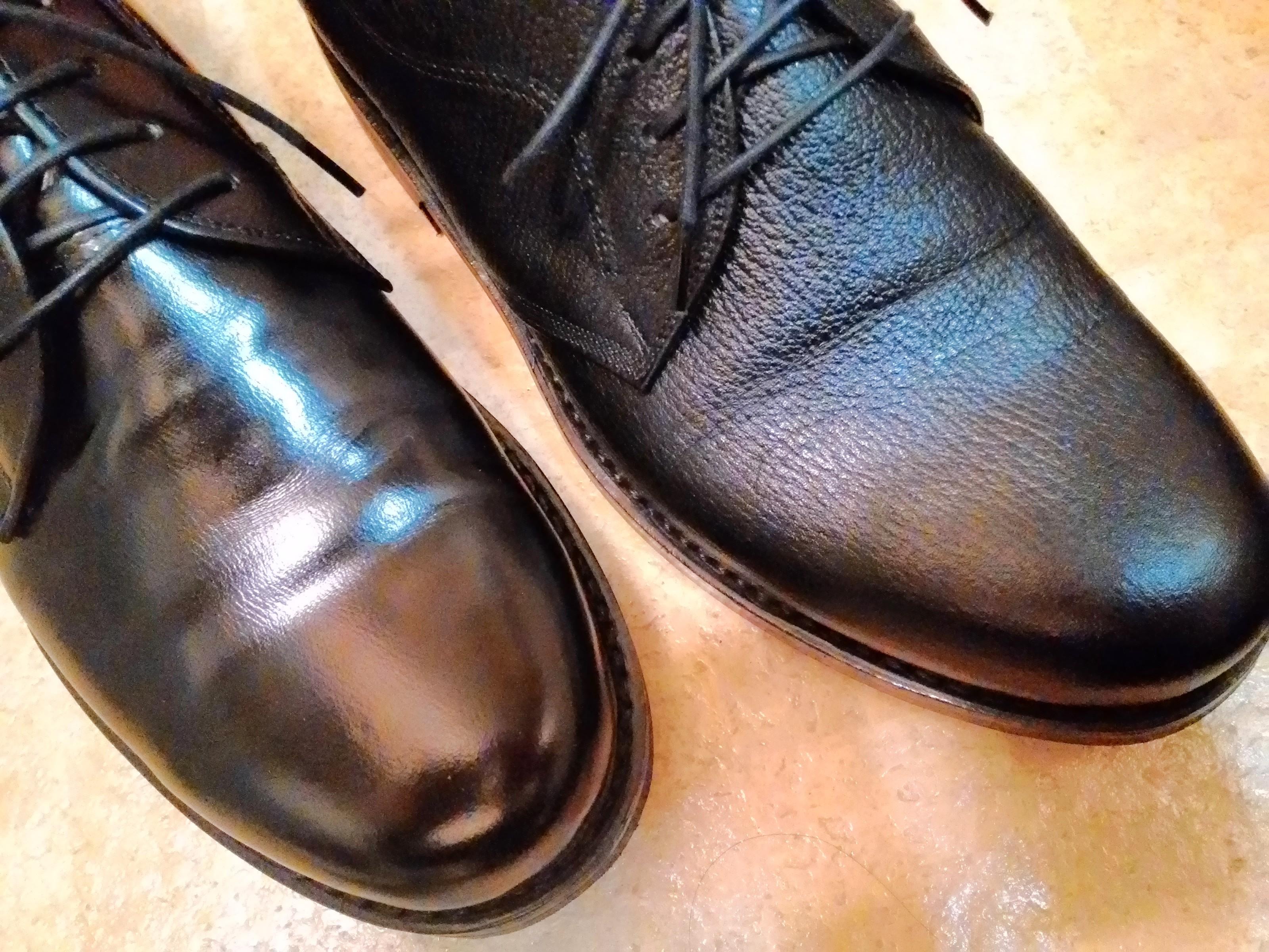 [0709-201503] 靴が好きなあなたへ。次の一足を買うときにちょっと寄り道してみて欲しい、三交製靴ラギッドシューズ3足10万円の安心感。