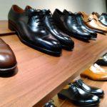 """<span class=""""title"""">[革靴] 革靴とお手入れに興味を持ったあなたへ。(8)自分の足に合った靴を選ぶ上でのポイントは意外とシンプルです。</span>"""