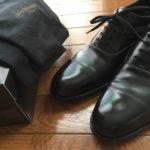 """<span class=""""title"""">[革靴] 革靴とお手入れに興味を持ったあなたへ。(10)私たち靴好きが陥りやすい「上質」という名の落とし穴について。</span>"""