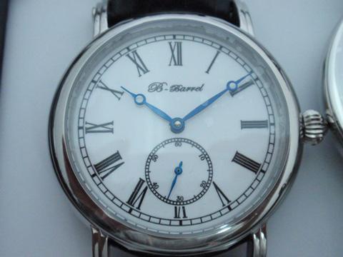 [腕時計] 中華時計ビーバレル(B-Barrel)を覚えていますか?