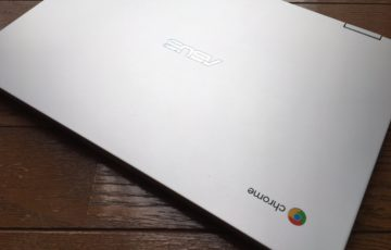 [かぶ] ASUS Chromebook Flip C302CAレビュー。Chromebookの未来を感じさせるバランスの取れた良モデルの予感。