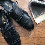 """<span class=""""title"""">[革靴] 革靴とお手入れに興味を持ったあなたへ。(1)まずはお手入れに関する根っこの部分の考え方。</span>"""