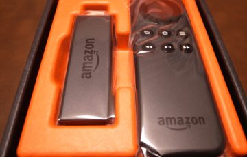 [かぶ] Amazon fireTV stickは当初5GHz帯を掴まなくて悩んだけれど、解決してみれば非常に良機だと思います。