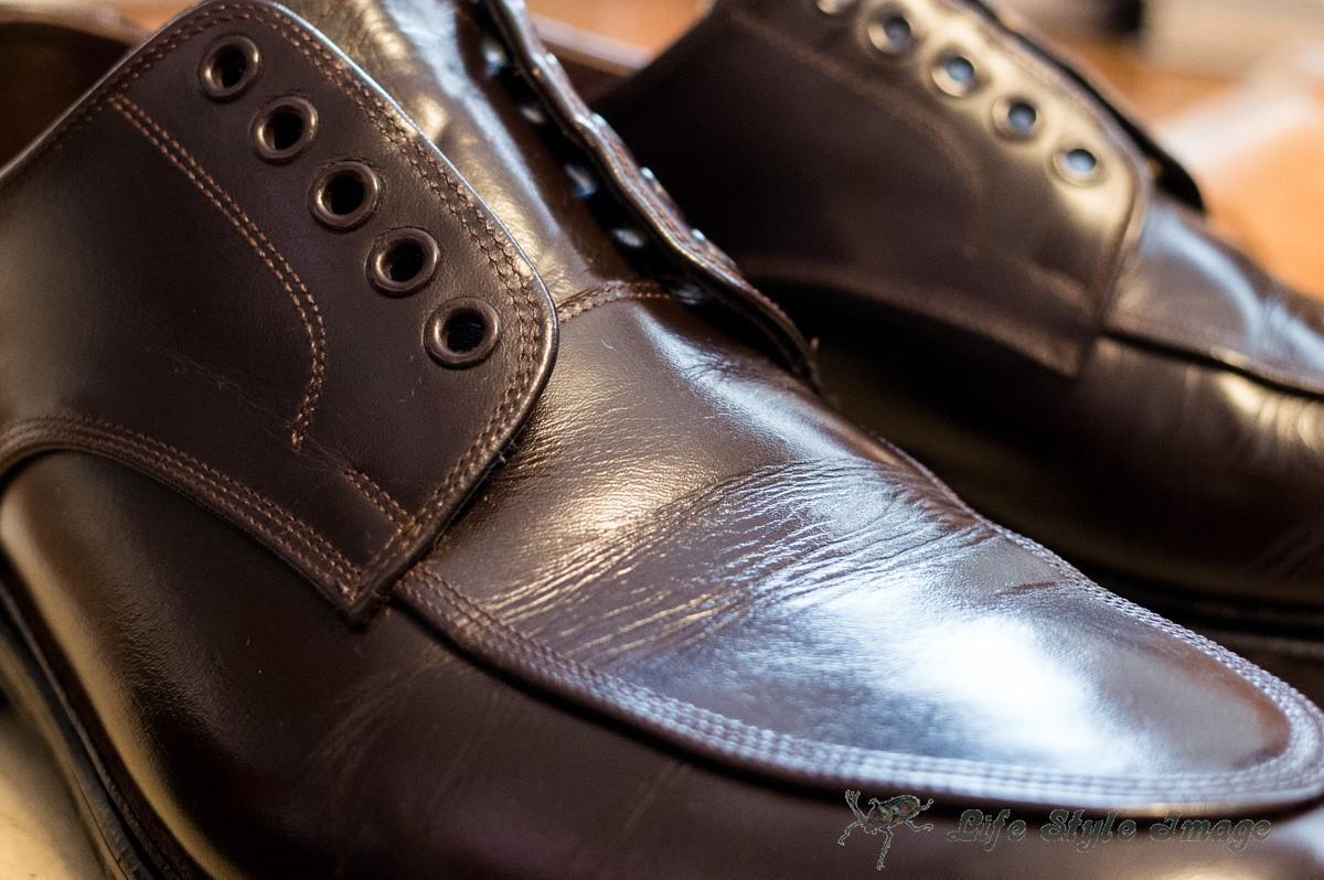 三交製靴ラギッドシューズ