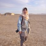 [旅する鞄、靴、時計] 02 ー 吉竹 めぐみさん(写真家)17年に渡り沙漠の民ベドウィンを撮り続けた写真家の側にあったモノたち。(前編)