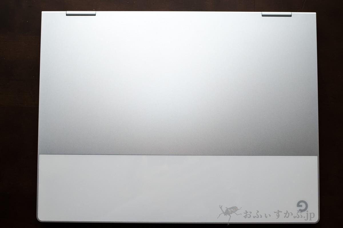 Pixelbookの天板