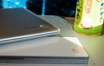Google PixelbookとASUS C101PA
