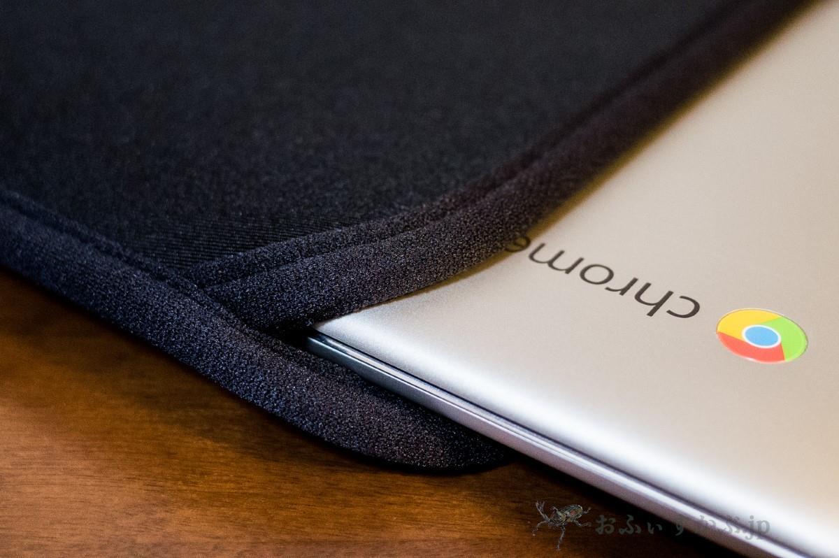 サンワサプライ ネオプレンスリップインタブレットPCケース 10.1型 汎用 ブラック PDA-TABS10BK