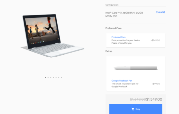 Google Pixelbook, Laptop with Google Assistant - Google Store