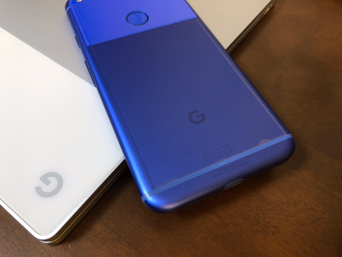 PixelbookとPixel XL
