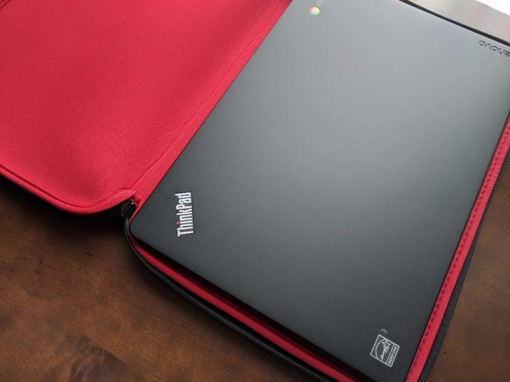 ThinkPad 13インチWide リバーシブル・スリーブケース