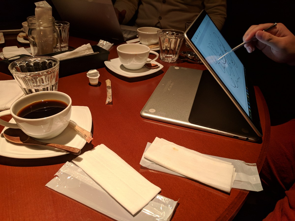 うぃるさんとSamsung Chromebook Plus