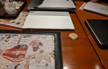 Chromebook東京オフ会@20180120