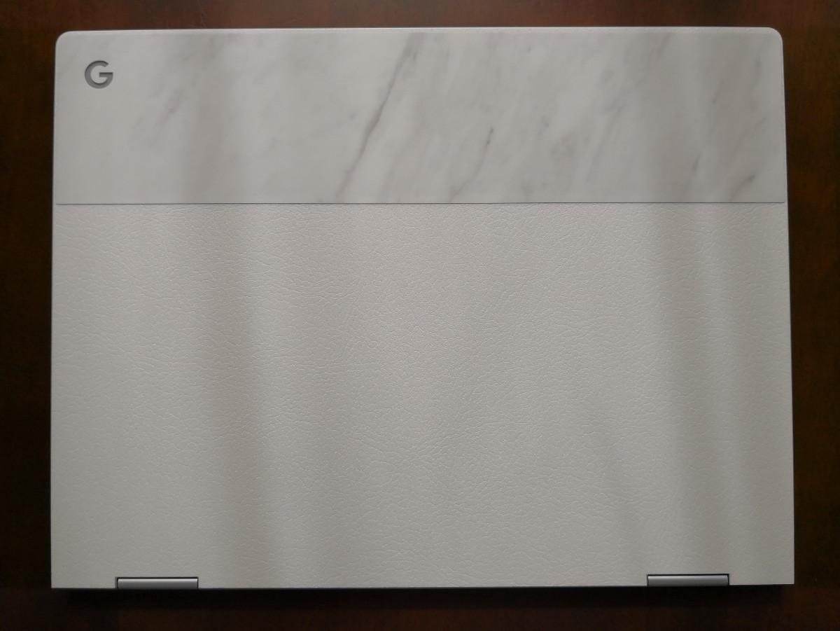 Pixelbookの天板部分