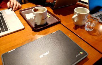 Chromebook東京オフ会