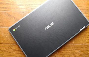 """[かぶ] ASUS Chromebook Flip C213NA-BW0045(法人向け)レビュー。11.6""""として必要なモノはほぼ過不足なく身につけた優等生的モデル。[PR]"""
