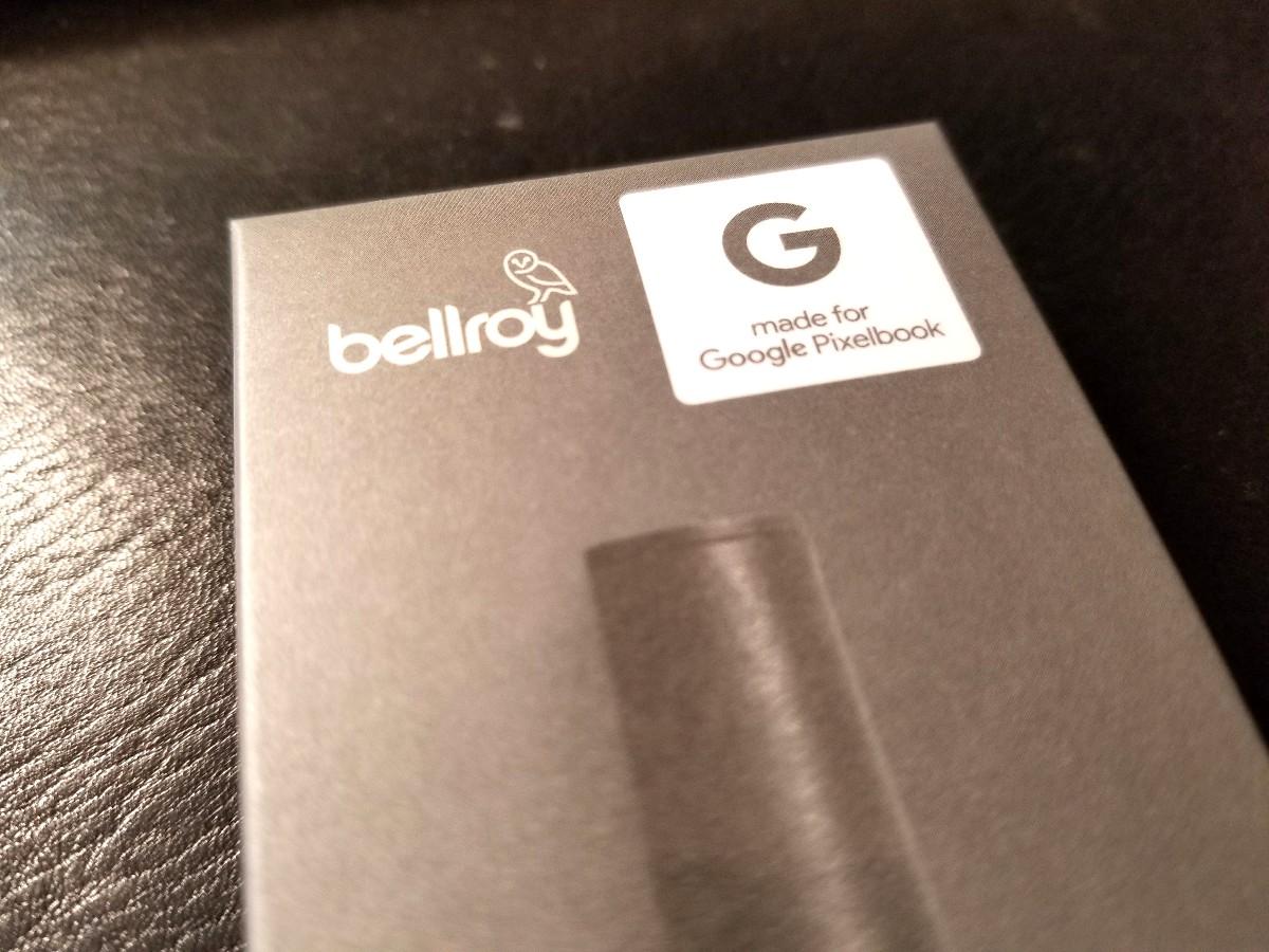 Bellroy Pixelbook Pen Clip