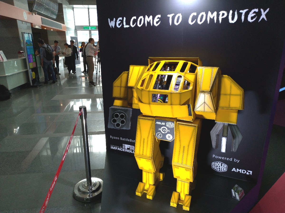 WELCOME TO COMPUTEX
