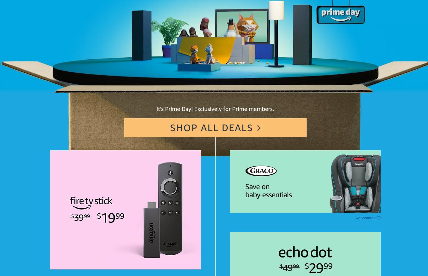 [かぶ] 米Amazon Prime day 2018が開催中。Chromebookのセール情報(Prime Exclusive Deal)をまとめてみました(適宜追記中)。