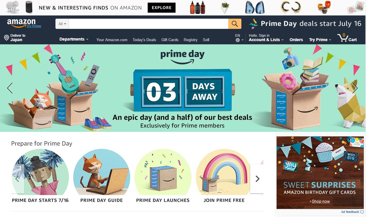 [かぶ] 2018年夏。ふと感じた米AmazonにおけるChromebookの取扱いの変化。