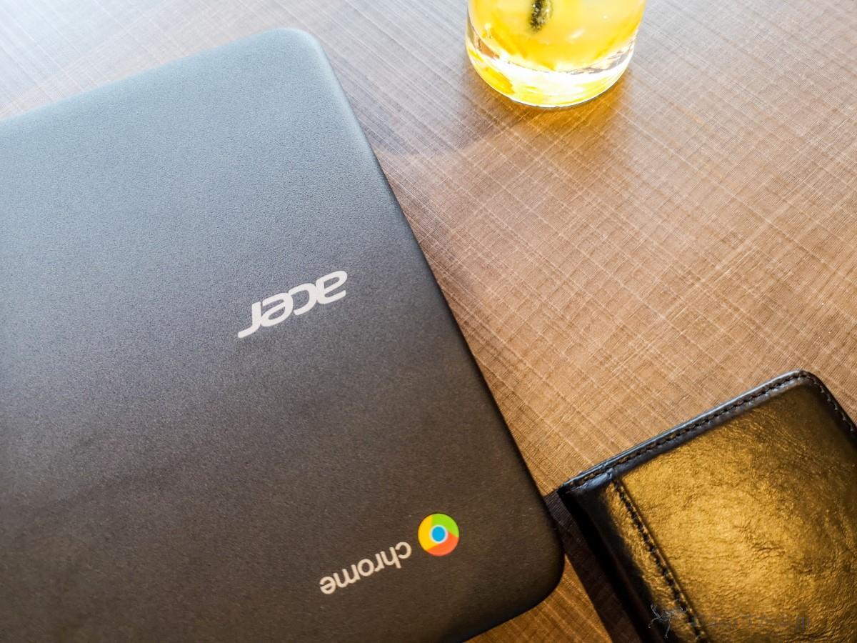 [かぶ] Acer Chromebook 11 C732レビュー。LTE常時接続でいつでもどこでも気軽に開いて一日中好きなだけ使える。そんな使い方をするためのモデルです。[PR]