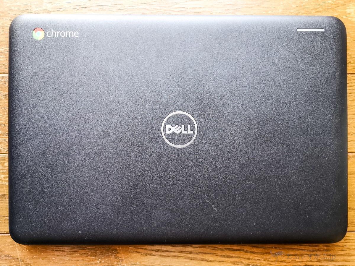 [かぶ] DELL Chromebook 11 3180レビュー。デルらしさが詰まった、Android One的な何も加えない素直さとシンプルさが個性とも言いたくなるようなモデル。[PR]