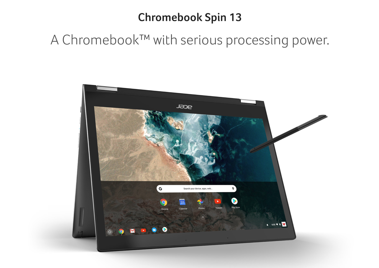 Chromebook Spin 13 | New Products | Acer