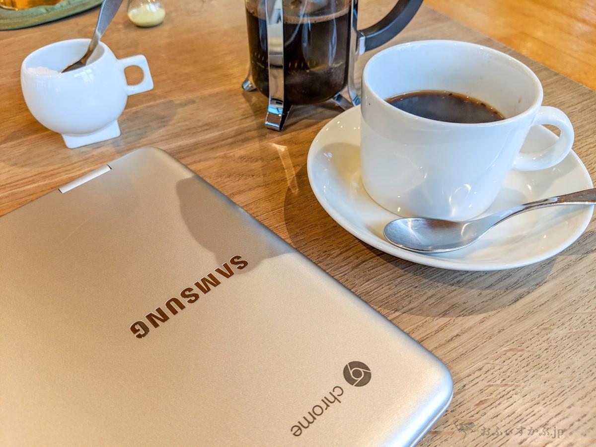 [かぶ] Samsung Chromebook Plus V2(XE520QAB-K02US)レビュー。個性の強かった子が米国の学校で揉まれて成長して帰ってきた。