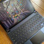 [かぶ] BRYDGE G-Type Wireless keyboard for Google Pixel Slateレビュー。重ささえ気にならなければ、質感も良く、切り替えもスムーズな、純正と言われても違和感がない良キーボード。