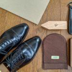 [革靴] 靴磨きは難しくて面倒だと思われているあなたへ。大切なのは毎日1分のシンプルで簡単なお手入れの習慣です。