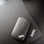 [日用品] ThinkPad X1 ワイヤレスタッチマウス購入。コンパクトで薄くて軽く持ち運びは苦にならないが、慣れるまでが大変か。