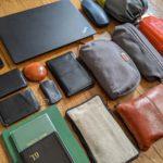 [旅鞄] 渡米、京都、松本と続いた2019年前半のおふぃすかぶの、日常と大して変わらない旅鞄の中身。