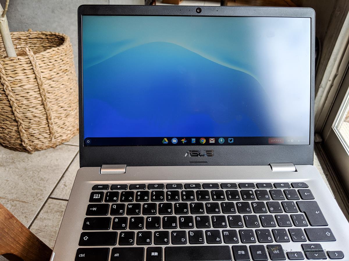 [かぶ] ASUS Chromebook C423NA-EB0032レビュー。2019年4月末の時点でも、安心してまず最初に薦められる良モデル。人気のため在庫薄が一番の悩み。[PR]
