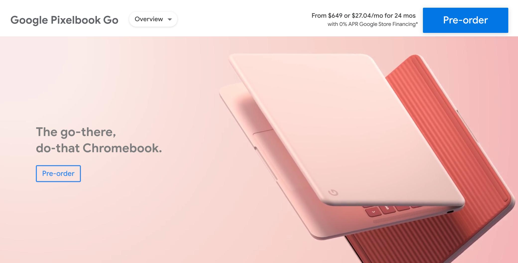 [かぶ] Googleが新作Chromebook、Pixelbook Goを発表。そこで「Pixelbookってそもそも何?」という点と合わせて今回の印象を書いてみます。