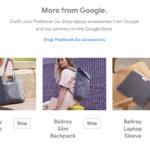 [かぶ] Chromebook好きなら是非揃えたいGoogle Editionなモノたち。今なら日本直送可で買えるよ。