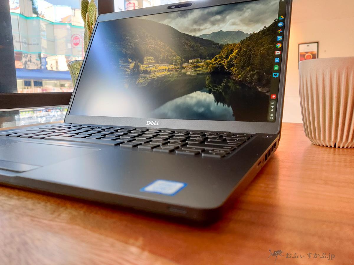 [かぶ] Dell Latitude 5400 Chromebook Enterpriseレビュー。Dellが見ているその先に、これからのChromebookの一つの姿があった。