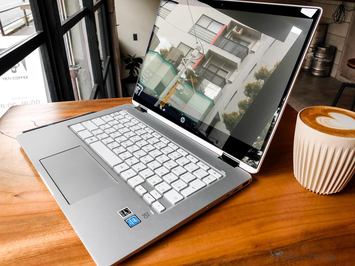 [かぶ] HP Chromebook x360 14bレビュー。国内個人ユーザーにとって恵まれた時期に生まれた「少し上のスタンダードモデル」。[PR]