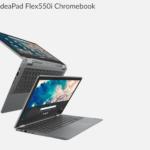 [かぶ] Lenovoが発表した新作Chromebook、Idea Pad Flex 550iとSlim 350iがヨドバシとビックカメラで予約受付開始。