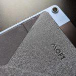 [かぶ] 約100g減。Lenovo IdeaPad Duet Chromebook&MOFT X タブレットスタンドの組み合わせ。