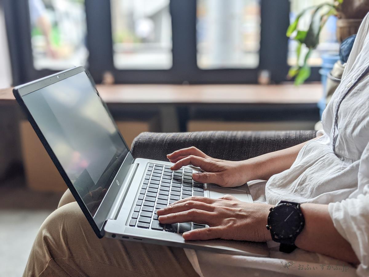 [かぶ] HP Chromebook 14a(Amazon限定モデル)レビュー。2020年のスタンダード14インチ。「自分に何が必要で何が不要か」を見極められる指標的良モデル。[PR]