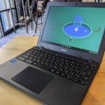 """<span class=""""title"""">[かぶ] Acer Chromebook 712(C871T-A14N)レビュー。現行最新ハードウェアに必要十分な性能を載せた、普段遣いに適したスタンダードモデル。[PR]</span>"""