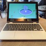 "<span class=""title"">[かぶ] Acer Chromebook Spin 311(CP311-3H-A14N)レビュー。ASUSの名機C101PAの後継を待ち望んでいる人も一考の価値ありの非常に面白いモデル。[PR]</span>"