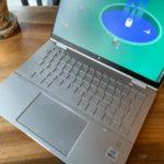 "<span class=""title"">[かぶ] HP Chromebook x360 13cレビュー。JISかな配列とSure Viewさえ気にならなければ、現時点で唯一無二の個人向け最強モデル。[PR]</span>"