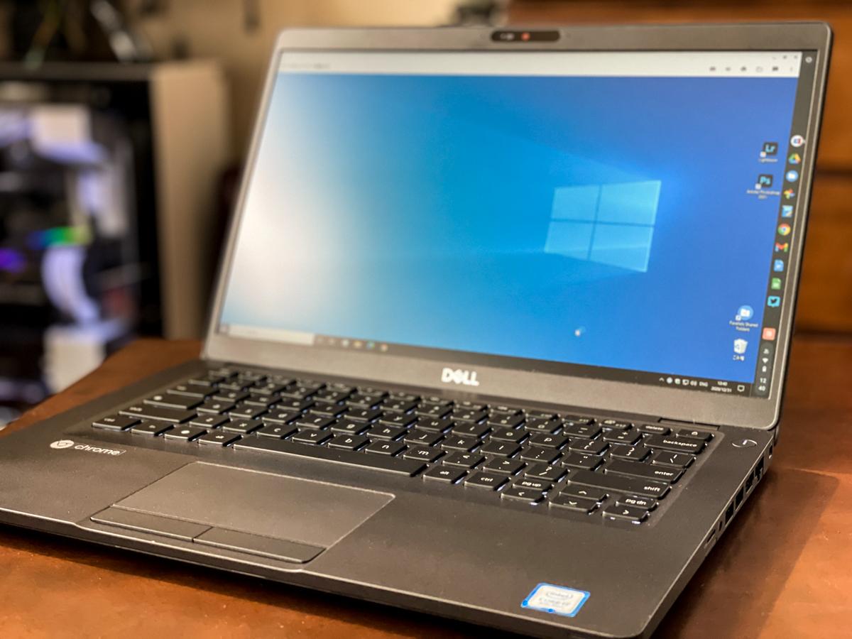 [かぶ] 「ChromebookでWindows 10を動かす」Parallels Desktop for Chromebook Enterpriseを使ってみる。