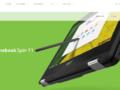 [かぶ] Acer Chromebook Spin 11 R751TN-C5P3が米国で発売開始。価格は$399.99。