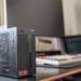 [日用品] ASRock DeskMini A300とRyzen 5 2400GでコンパクトPCを作成。大型液晶モニターとの組み合わせはChromebookのサブとしてもオススメ。